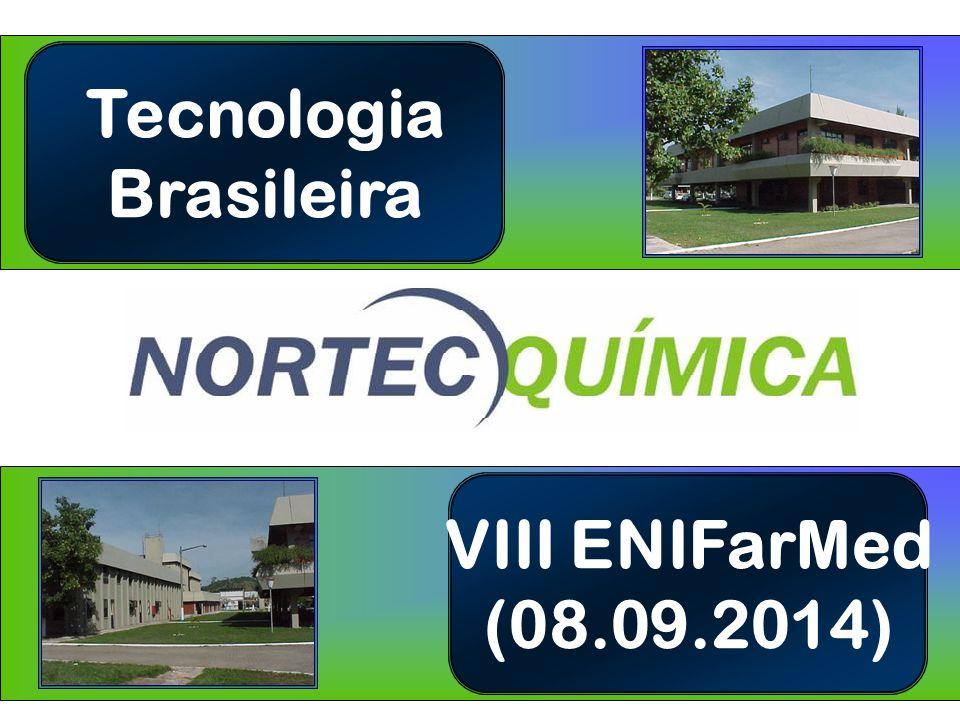 Tecnologia Brasileira VIII ENIFarMed (08.09.2014)