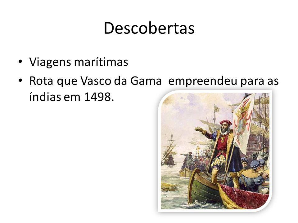 1500 Quinhentismo Descobrimento do Brasil Outras regiões na África.