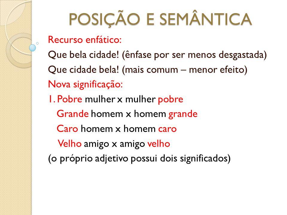 SEMÂNTICA 3.