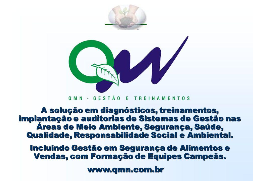 A solução em diagnósticos, treinamentos, implantação e auditorias de Sistemas de Gestão nas Áreas de Meio Ambiente, Segurança, Saúde, Qualidade, Responsabilidade Social e Ambiental.