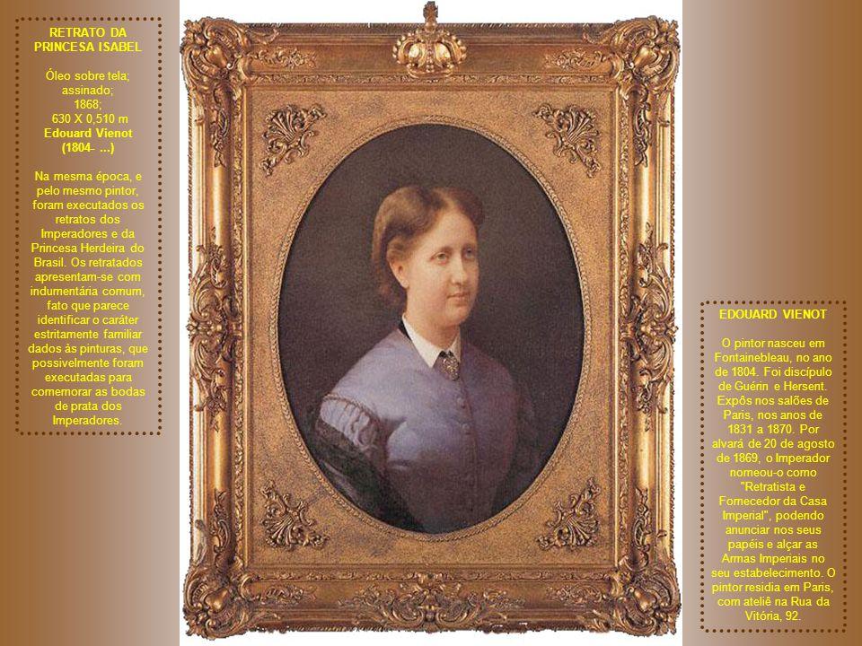 D. PEDRO II NA ABERTURA DA ASSEMBLÉIA GERAL Óleo sobre tela; assinado; 1872; 2,880 X 2,050 m Pedro Américo de Figueiredo e Melo (1843-1905) Cerimônia