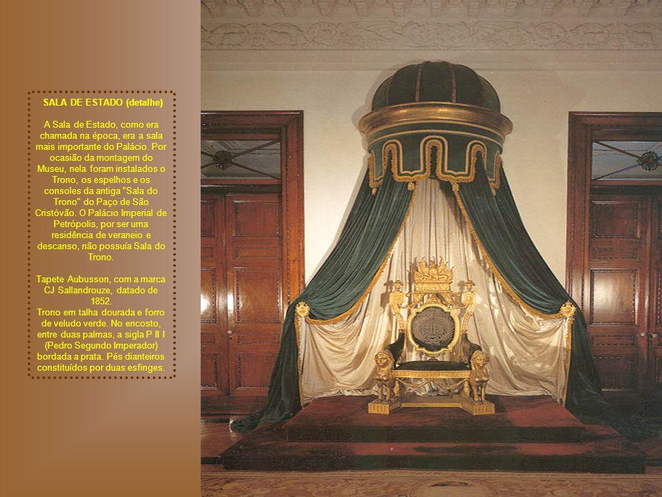 JURAMENTO DA PRINCESA ISABEL Óleo sobre tela; assinado; 1875; 1,770 x 2,600 m Vítor Meireles de Lima Em fevereiro de 1871, faleceu, em Viena, a Prince