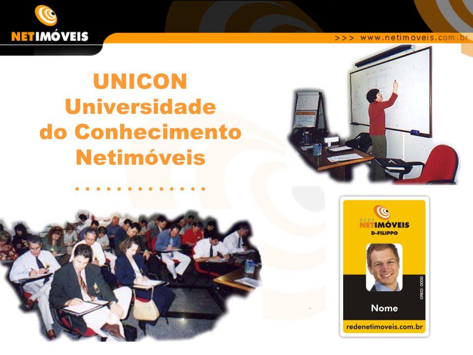 UNICON Universidade do Conhecimento Netimóveis.............