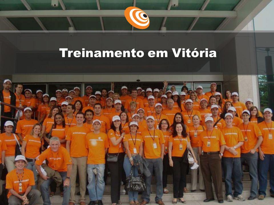 Treinamento em Vitória