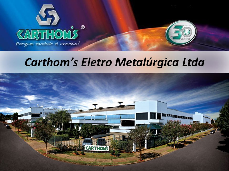 Carthom's Eletro Metalúrgica Ltda