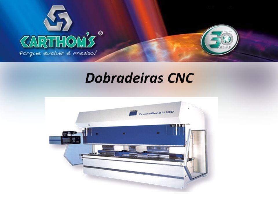 Dobradeiras CNC