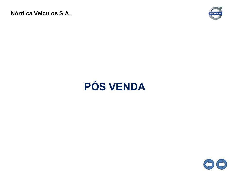 PÓS VENDA Nórdica Veículos S.A.