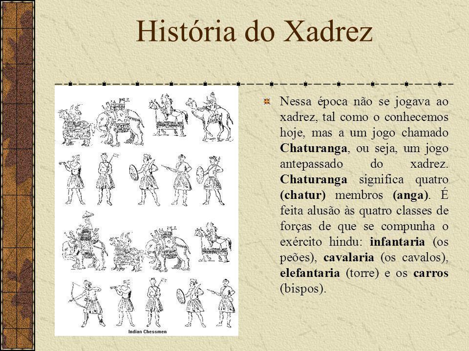 Nos começos do século XIX destacaram-se diversos jogadores, particularmente o francês, Louis Charles de Labourdonnais (1797- 1840) História do Xadrez