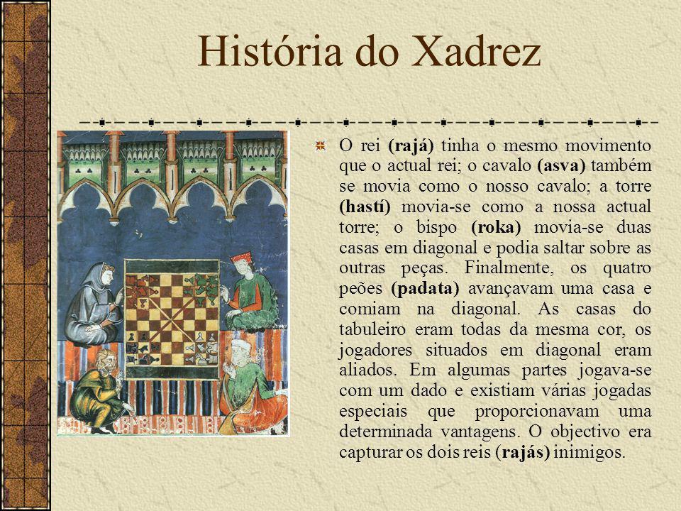 Depois da segunda metade do século as competições de xadrez multiplicaram-se, sobressaindo o prussiano Adolf Anderssen (1818-1869), vencedor do torneio de Londres (1851) que decorreu ao mesmo tempo da Exposição Universal.