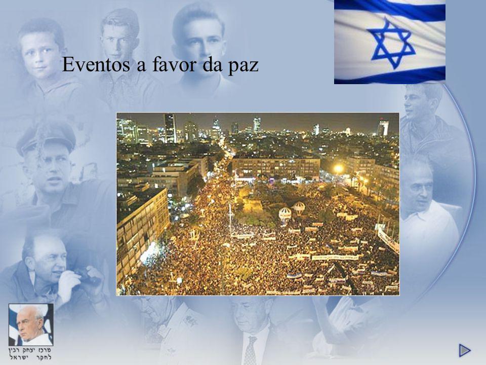 Eventos a favor da paz
