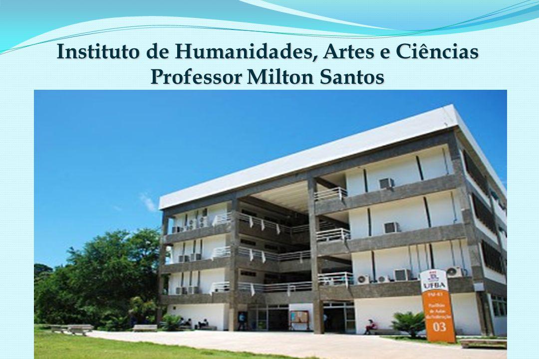 Instituto de Humanidades, Artes e Ciências Professor Milton Santos