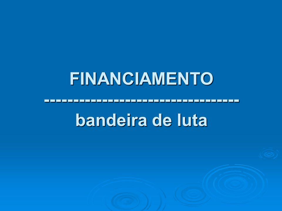  Fundef (Fundo de Manutenção e Desenvolvimento do Ensino Fundamental) focou o ensino fundamental – 07 a 14 anos de idade – com vigência entre 1997 e 2006.
