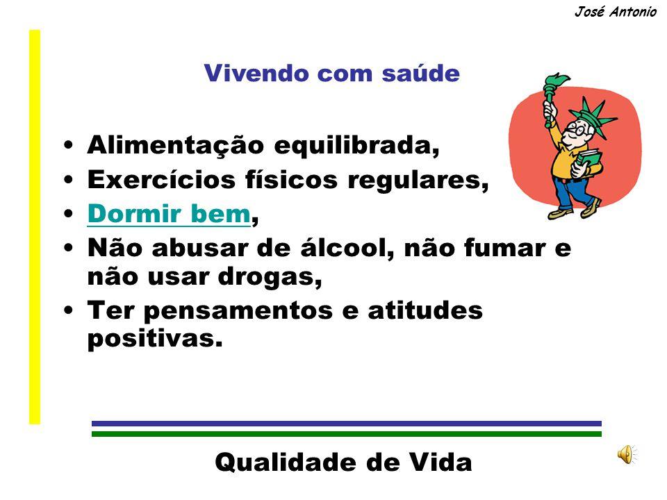 Qualidade de Vida José Antonio Fadiga é a sensação de fraqueza, falta de energia e exaustão. A fadiga dificulta a realização das suas atividades diári