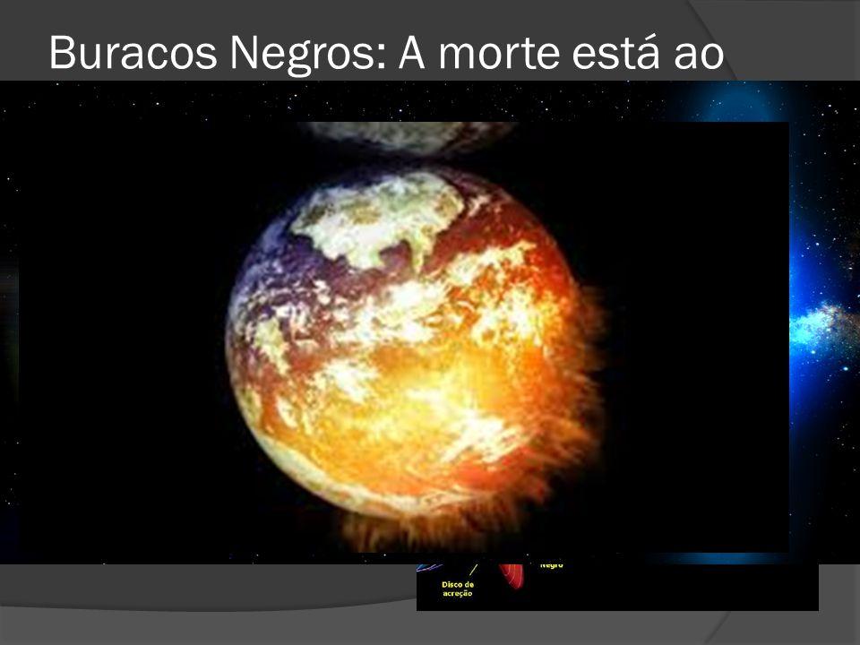 Buracos Negros: A morte está ao seu lado  5- Banho de jato - Galáxia da Morte :3C321