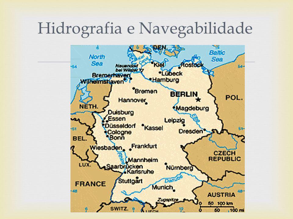  Hidrografia e Navegabilidade