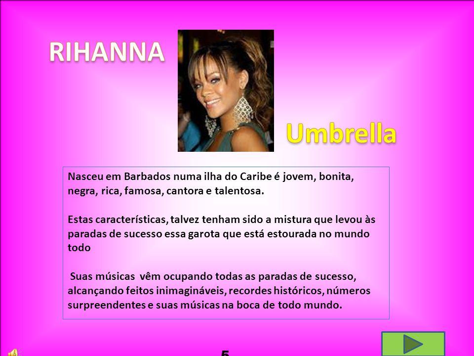Aham aham... Yeah Rihanna Aham aham... A garota boa ficou má Aham aham...