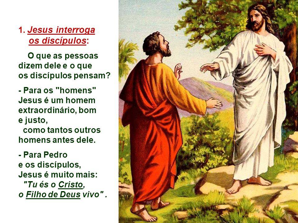 A 2ª Leitura é um convite a contemplar a Riqueza, a Sabedoria e a Ciência de Deus, que realiza o seu projeto de Salvação do homem.