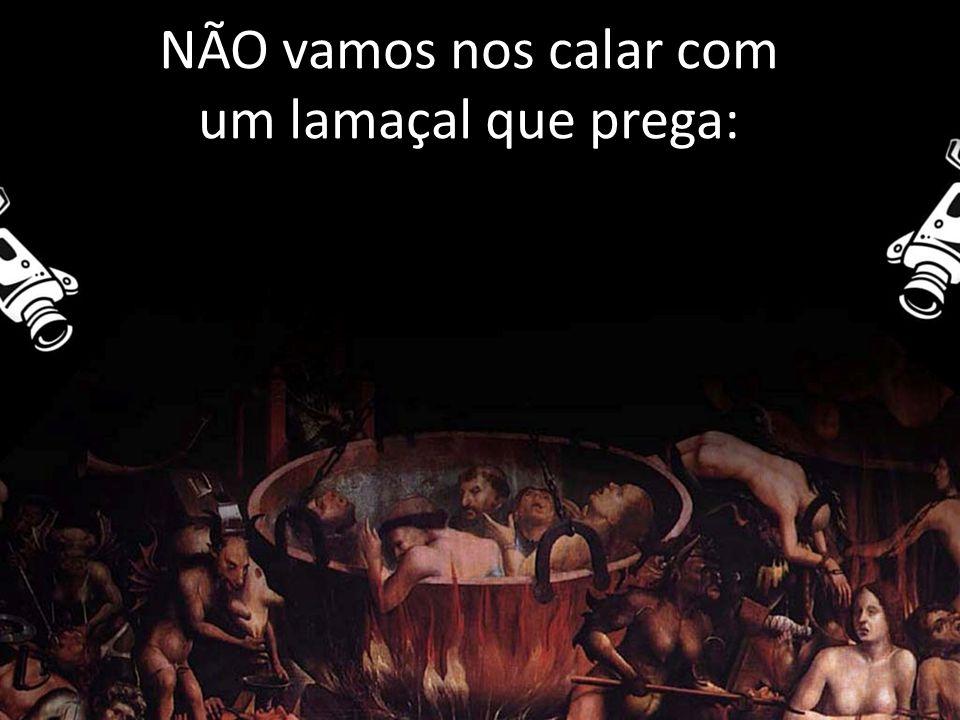 Um verdadeira agressão à família brasileira