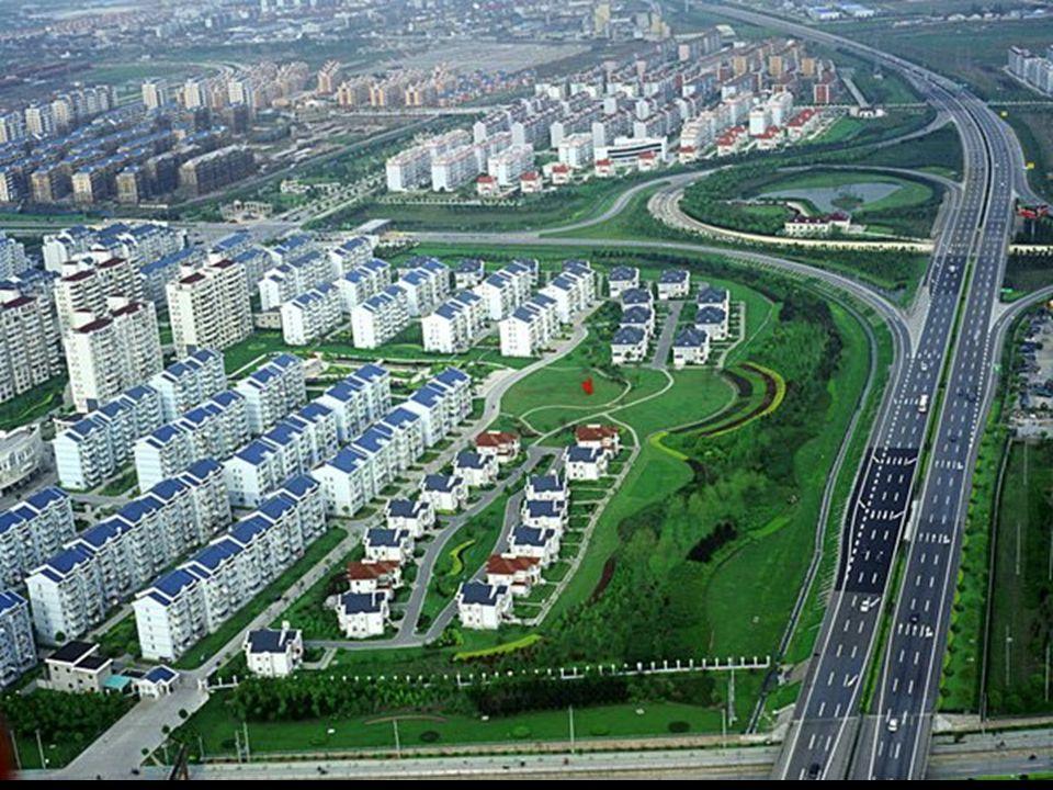 Desenvolvimentos de moradia alta densidade
