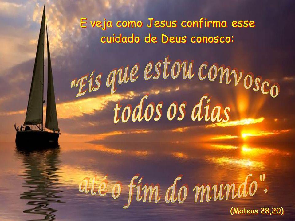 """Com sua palavra eterna, o Senhor está dizendo a mim e a você agora: """"Eu sou o teu Deus"""". E se compromete conosco: Com sua palavra eterna, o Senhor est"""