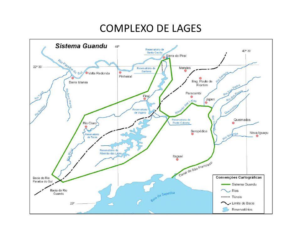 COMPLEXO DE LAGES