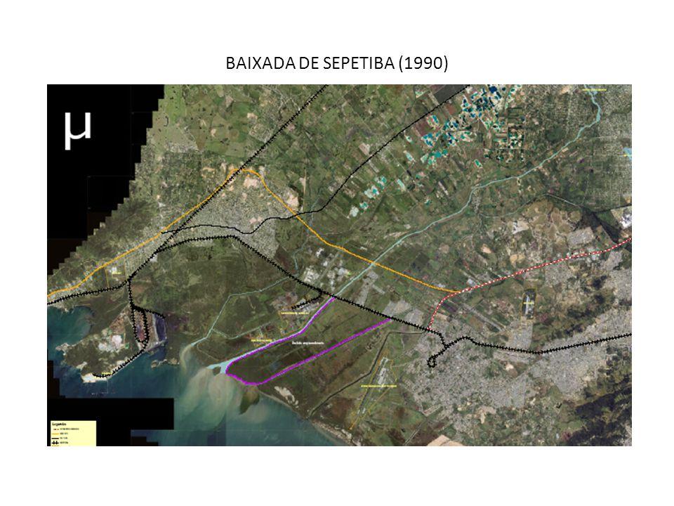 BAIXADA DE SEPETIBA (1990)