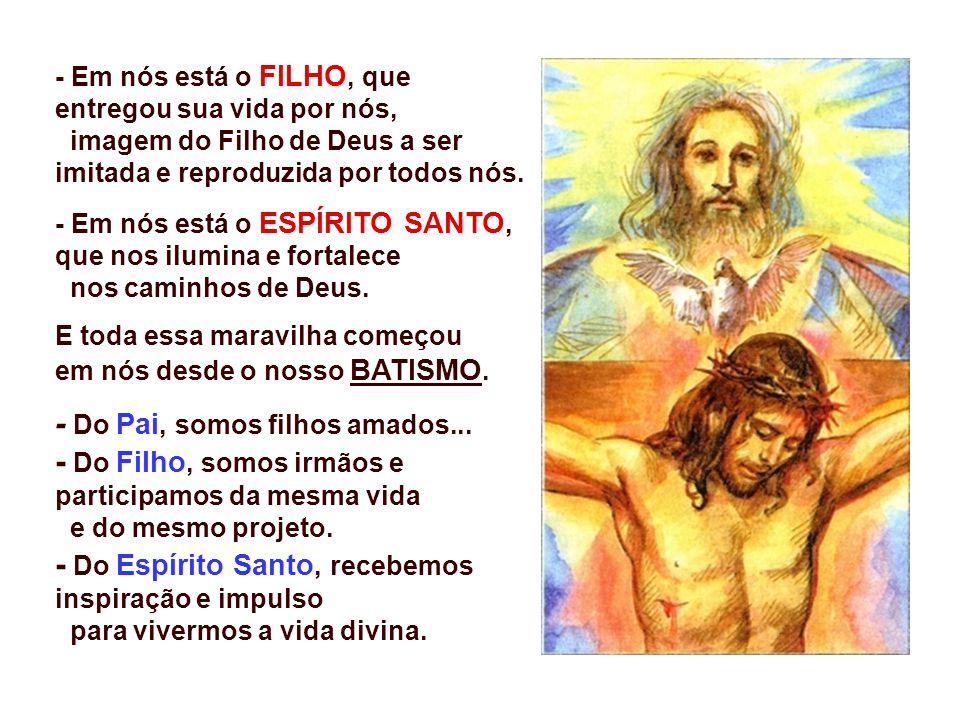O próprio Cristo nos apontou o modo: