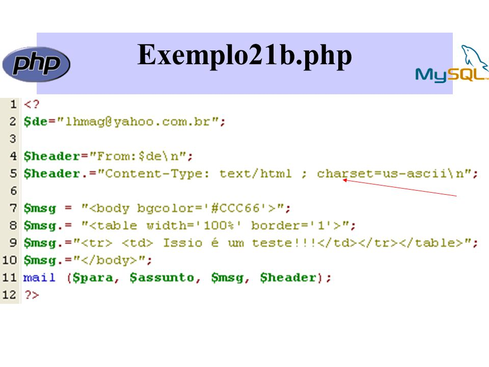 Exemplo21b.php