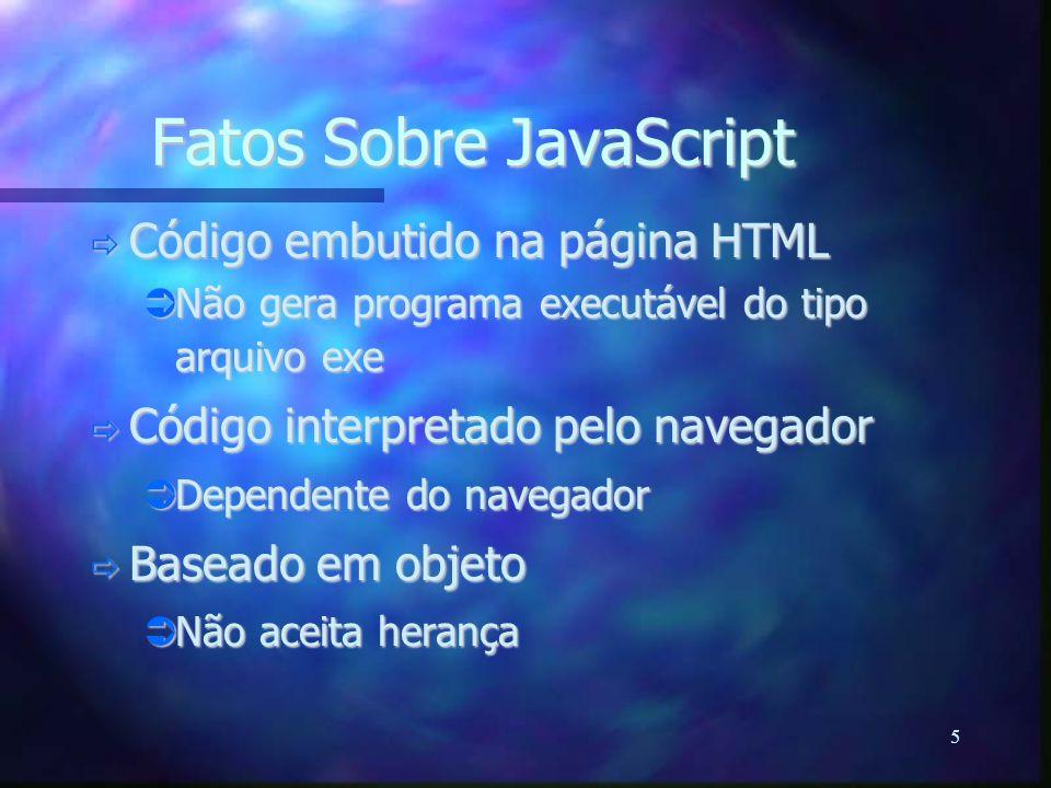 16 Aplicações no Servidor  LiveWire inclui um objeto file que permite acesso ao sistema de arquivos do servidor  contém métodos tais como: open(), close(), read(), write(), eof().