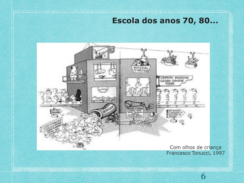 Espaços iniciais de formação No Brasil e no Uruguai, a formação inicial ainda pode acontecer em nível médio, no Curso Normal.