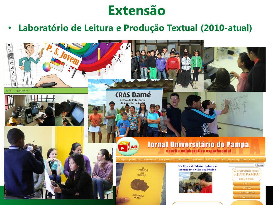 4 Extensão Laboratório de Leitura e Produção Textual (2010-atual)