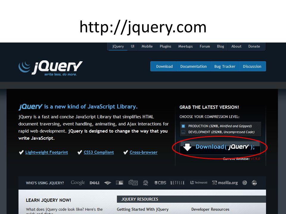 http://jquery.com