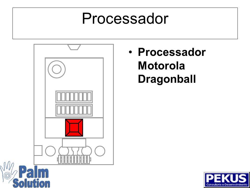DRAM Aplicações típicas tem aproximadamente 50K Novos modelos tem 8MB.