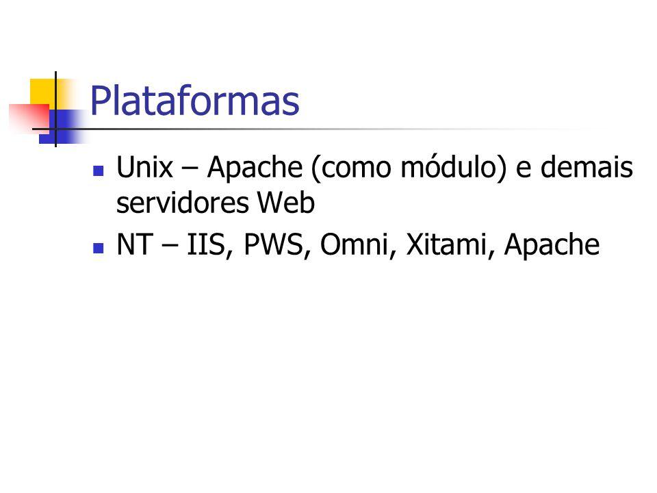 PHP PHP e Apache 2.0 como Módulo # Para o PHP 5 faça algo assim: LoadModule php5_module c:/php/php5apache2.dll AddType application/x-httpd-php.php # configure o caminho para o arquivo php.ini PHPIniDir C:/php