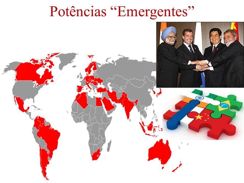 Potências Emergentes