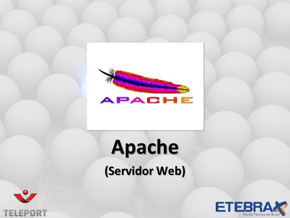 Instalando ambiente de Desenvolvimento O PHP necessita de um servidor web para executar seu código-fonte, uma vez que sua linguagem é interpretada, utilizaremos então o servidor web Apache.O PHP necessita de um servidor web para executar seu código-fonte, uma vez que sua linguagem é interpretada, utilizaremos então o servidor web Apache.