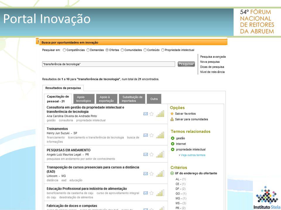 Portal Inovação