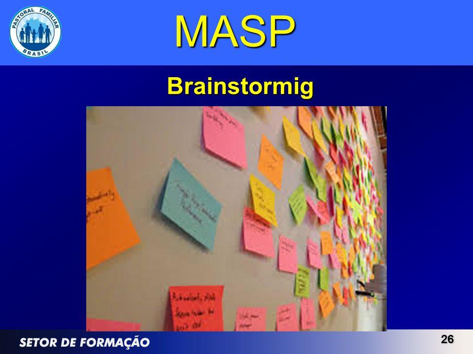 2626 MASP Brainstormig