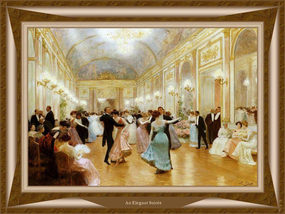 Liebevolle Blumenpflege, 1933 Biography: Victor Gabriel Gilbert was born in Paris, France, on February 13, 1847.