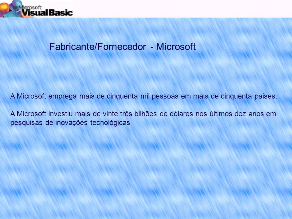Figura 3. Suporte a 32 bits no Visual Basic 4.0 Cont
