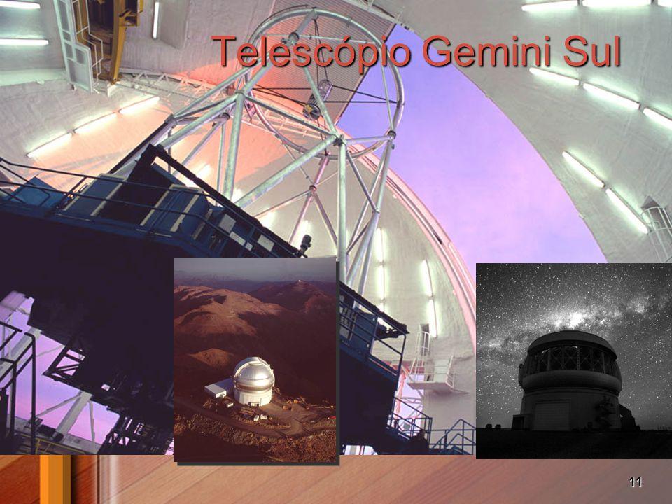 11 Telescópio Gemini Sul