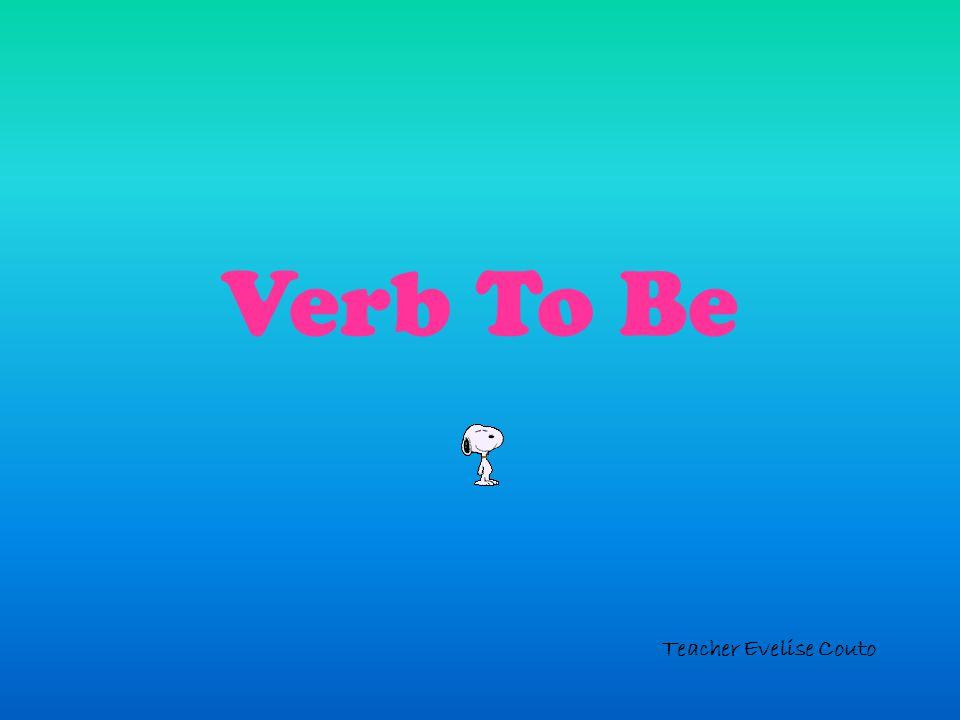 To be significa ser ou estar e é um dos verbos mais usados e importantes da Língua Inglesa.