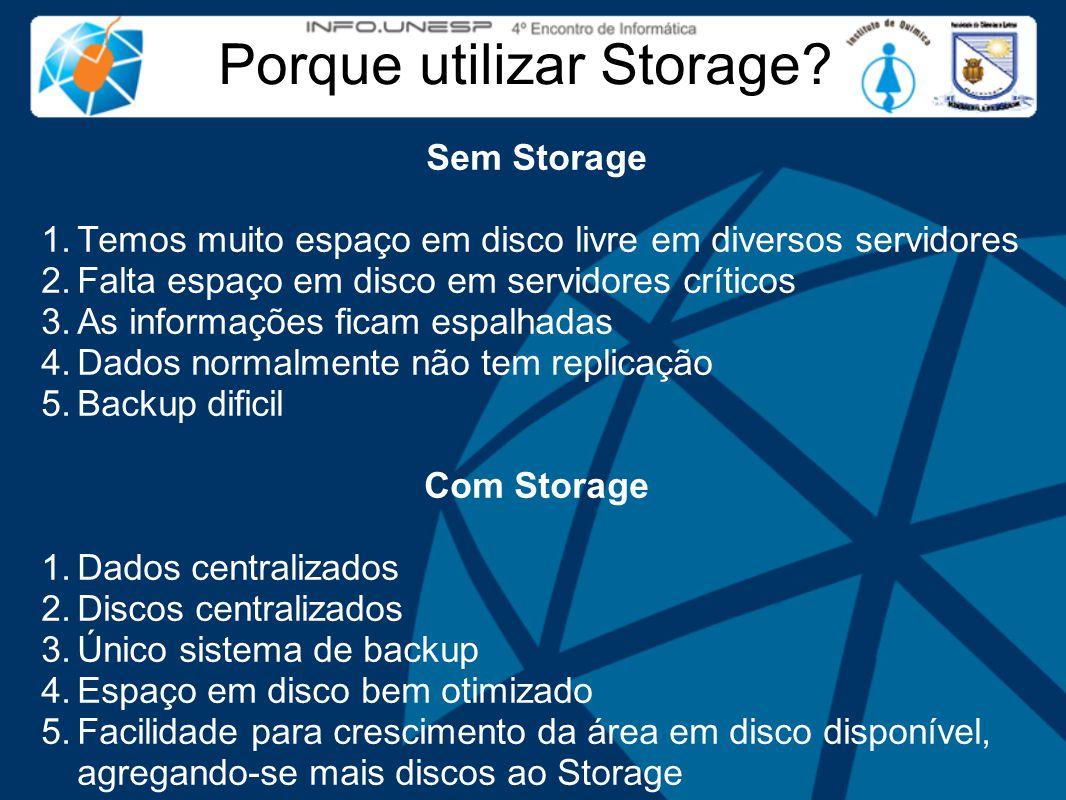Porque utilizar Storage.