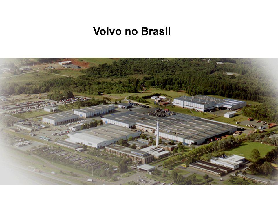 Volvo no Brasil