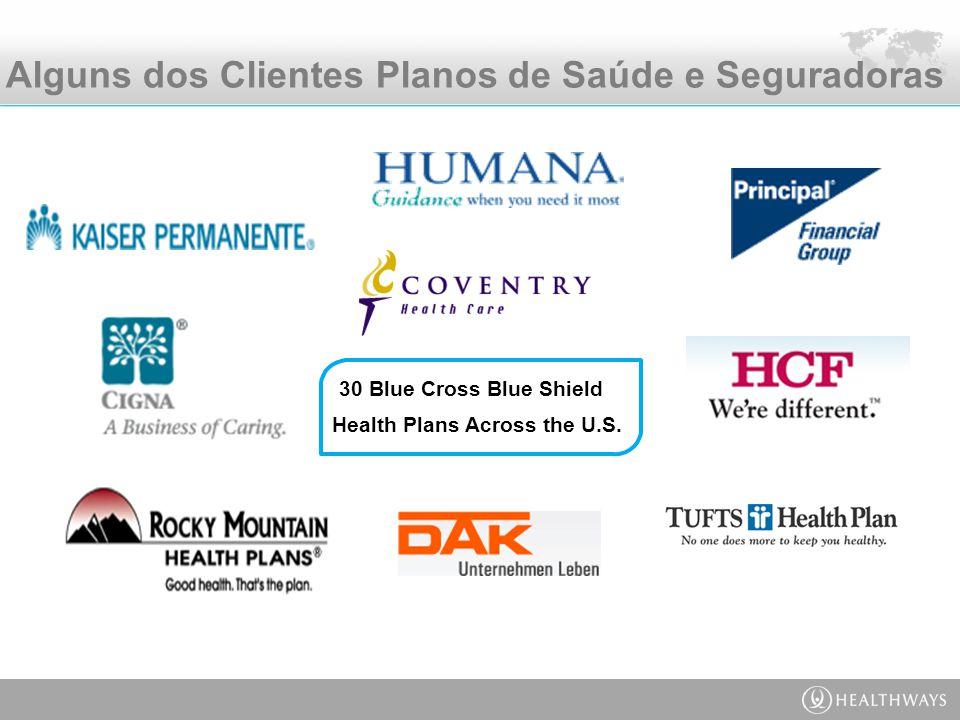 Alguns Clientes Empresas e Parceiros