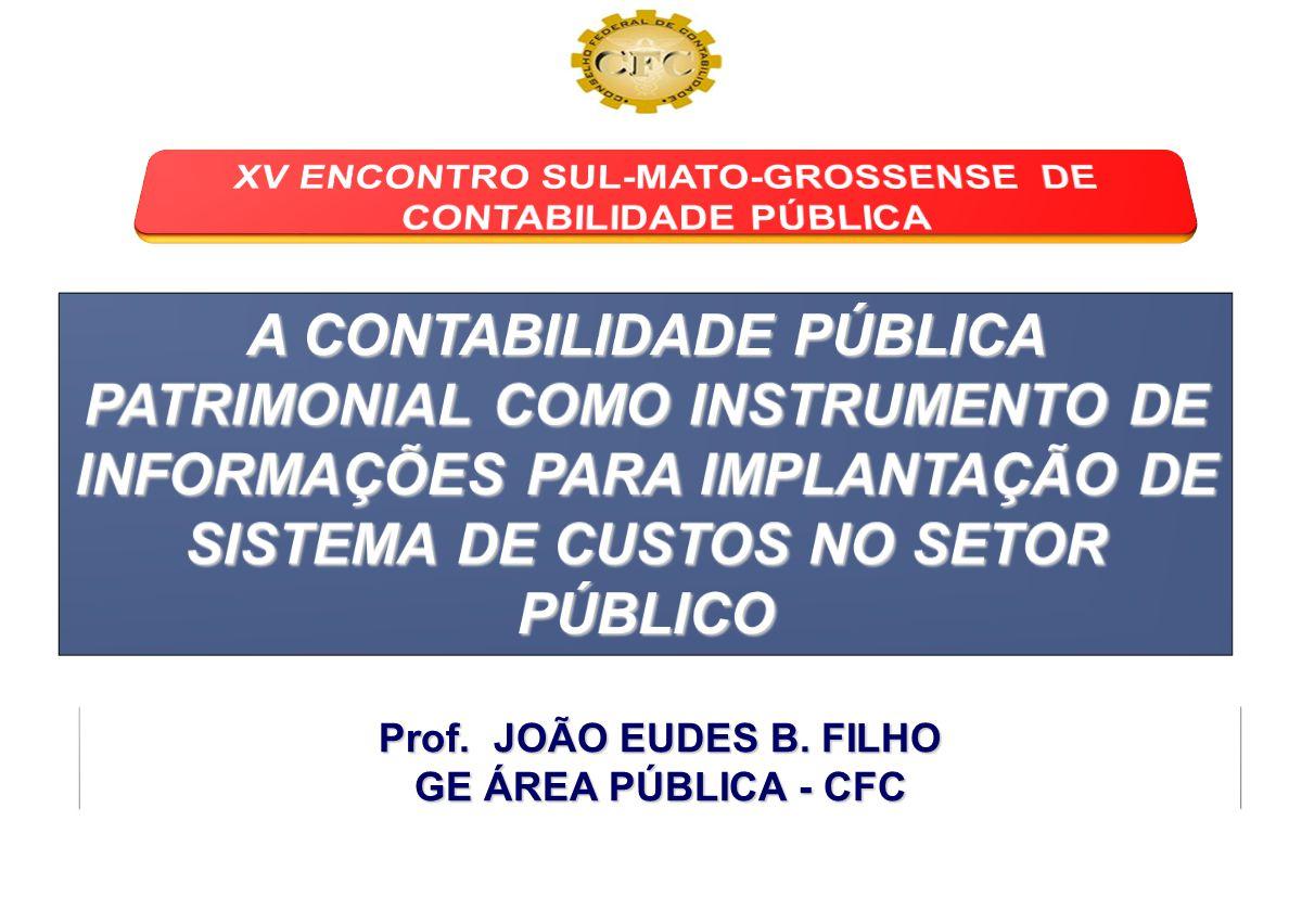 CENÁRIO ATUAL CFCF Demonstrativos Contábeis: Balanço Orçamentário Balanço Financeiro RREO RGF LRFLRF STNSTN .