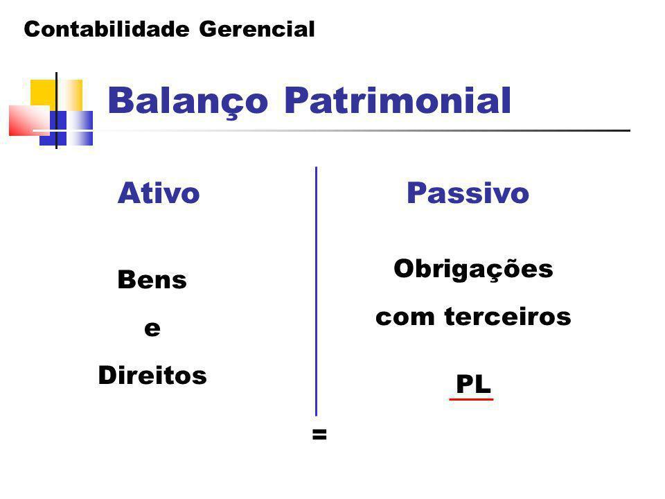 Contabilidade Gerencial Amortização Calculada sobre bens intangíveis, representando retorno ao valor de aquisição.