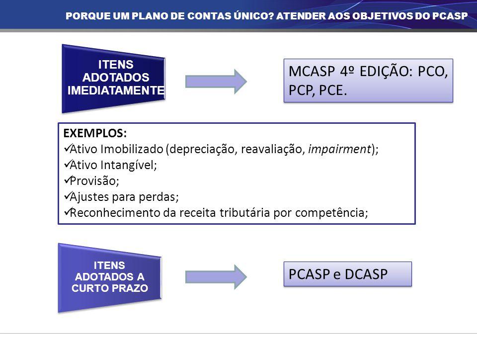 EXEMPLOS: Ativo Imobilizado (depreciação, reavaliação, impairment); Ativo Intangível; Provisão; Ajustes para perdas; Reconhecimento da receita tributá
