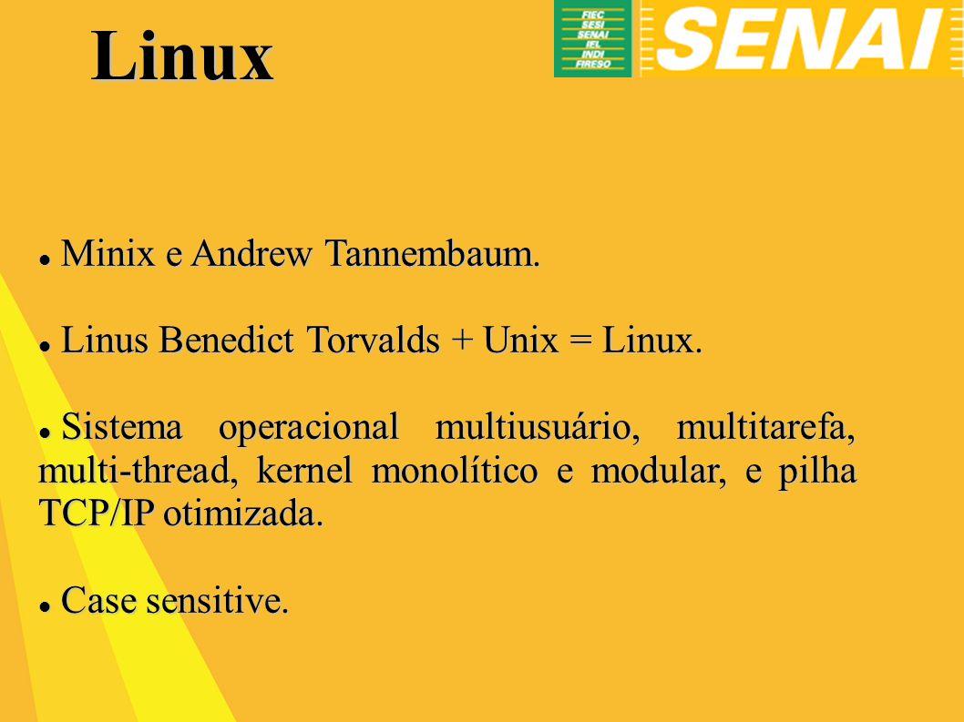 Linux Minix e Andrew Tannembaum.Minix e Andrew Tannembaum.