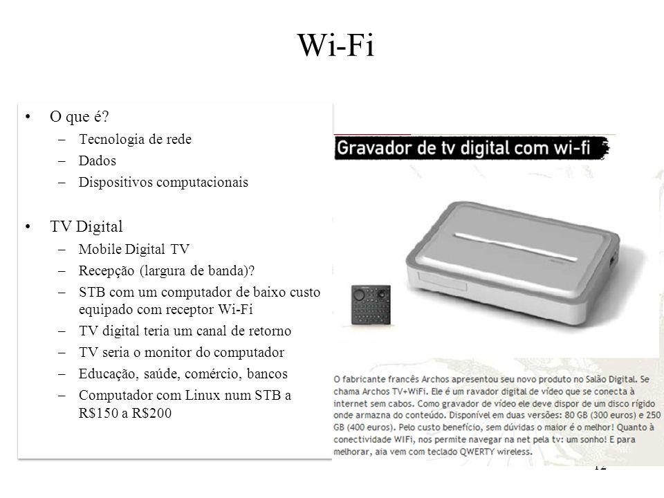 12 Wi-Fi